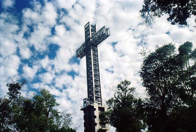 parque tematico, cruz, Misiones