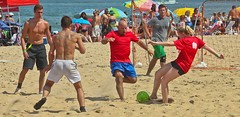 sports, beach soccer, competition event, team sport, football, ball game,