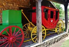 61112-171, Freight Wagon & Stagecoach