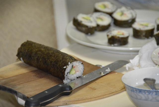 Making Sushi2