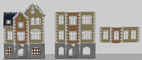 Hats & Clocks: Facade tests