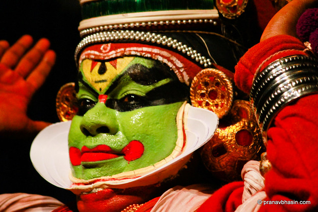 Kathakali, The Art Of Story Telling Through Expressions and Hand Gestures