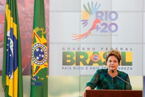 Рио+20: дипломаты подготовили слишком
