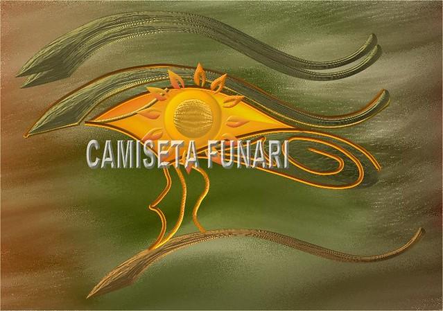 desenho ilustração olho horus no sol amor