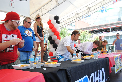 Coney Eating Contest