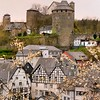 Monschau's landmark remained alive by B℮n