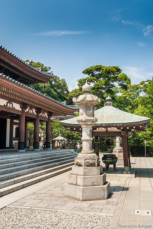 Templo Hasedera en Kamakura-33