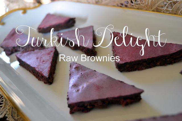 Turkish Delight Brownies Titles