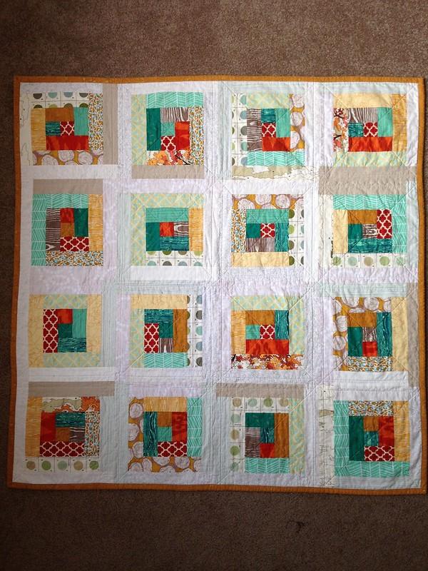 Baby Sam's quilt