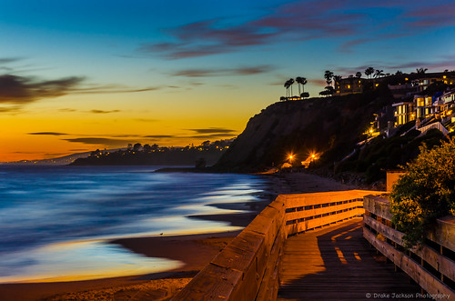 Sunset Dana Point CA