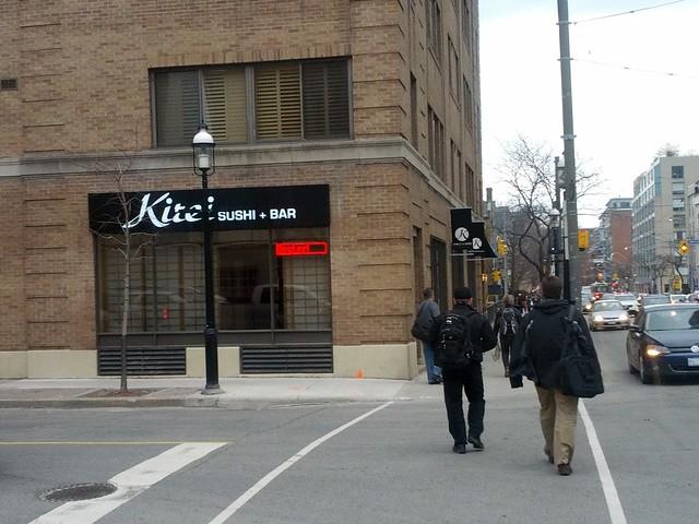 Kirei Sushi + Bar
