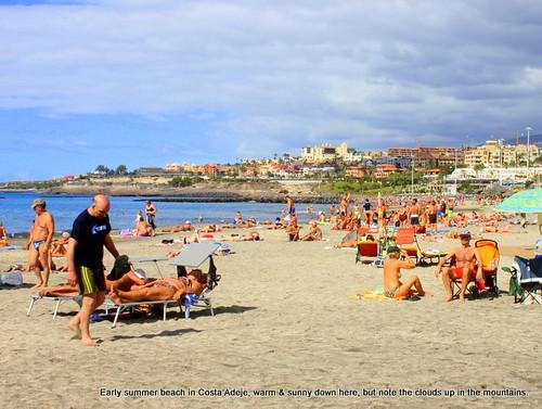 Beach Costa Adej