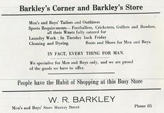Barkley W.R.