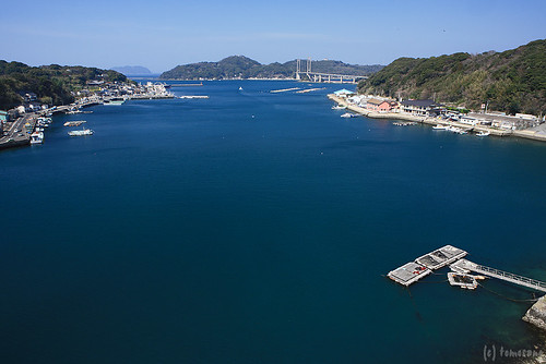 Yobuko Bay