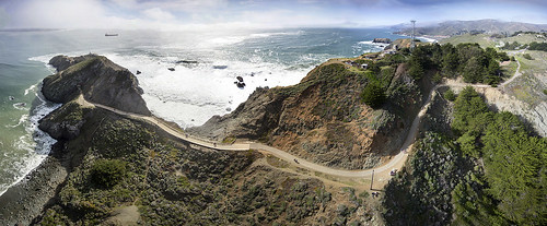 Marin Headlands - Point Bonita