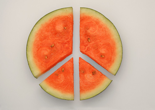 Finally some peace with Watermelon