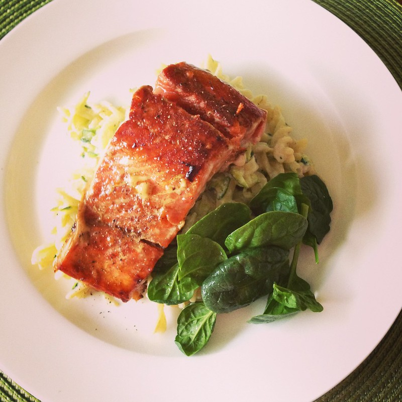 Pan-fried sockeye salmon | canuckcuisine.com
