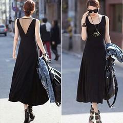 Jual Dress Korea Import Black Sleeveless Backless Long Dress 30389BK hanya Rp 84.000, lihat gambar klik https://www.tokopedia.com/melisa/dress-korea-import-black-sleeveless-backless-long-dress-30389bk Cara Order 👇👇☺ Untuk pemesanan