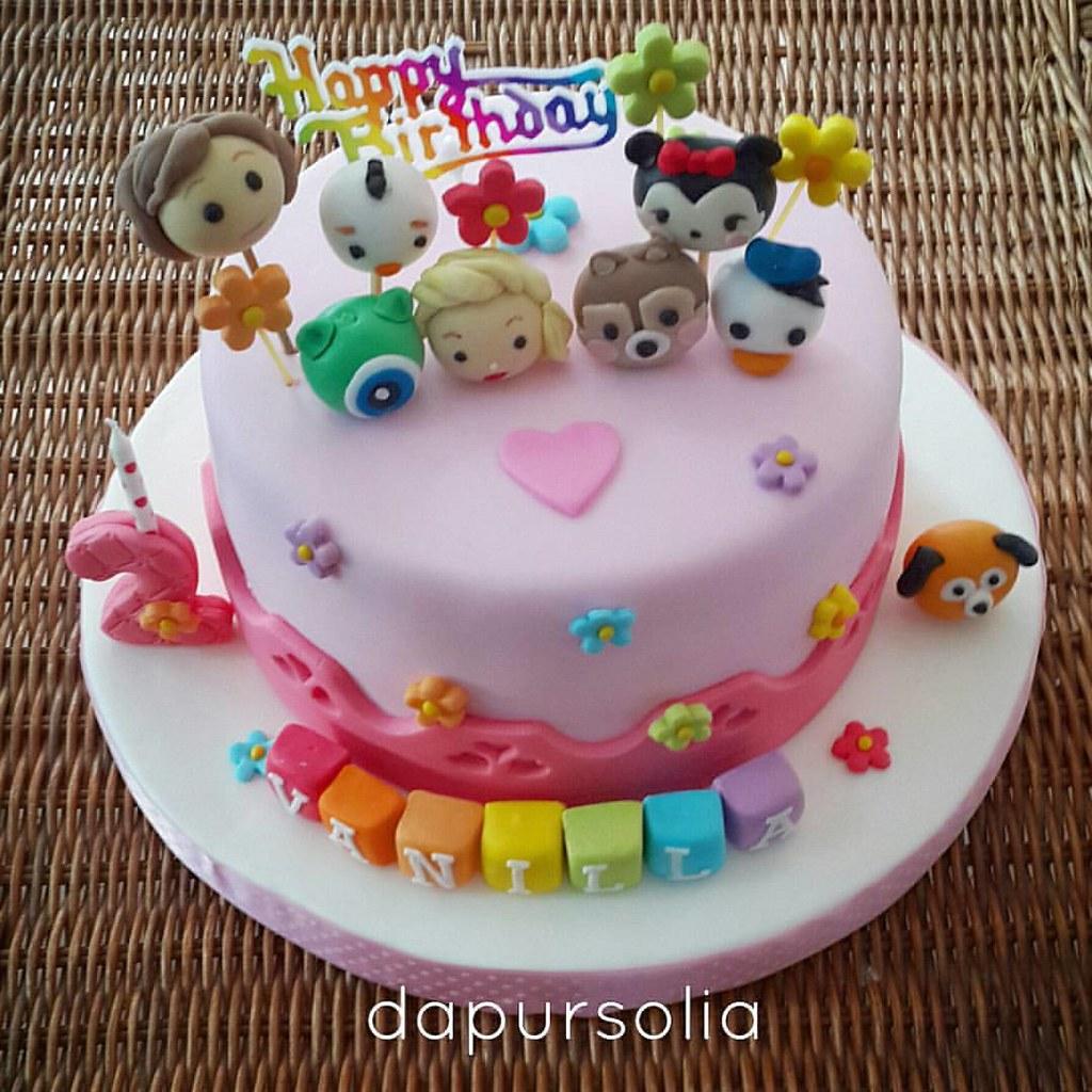 Birthday Cake Yang Lucu