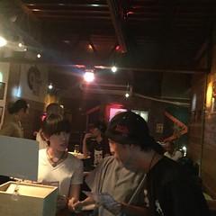 MOHIKAN FAMILY'S | オフィシャルブログ | 今日はコーナーストーンバーでギターをかき鳴らしたよ( ´ ▽ ` )ノ