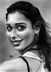 Portrait of Tamanna