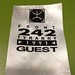 Front 242 Backstage Pass