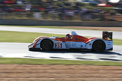 Road Atlanta - 2011 Petit Le Mans – Raceday Morning Warmup and Race