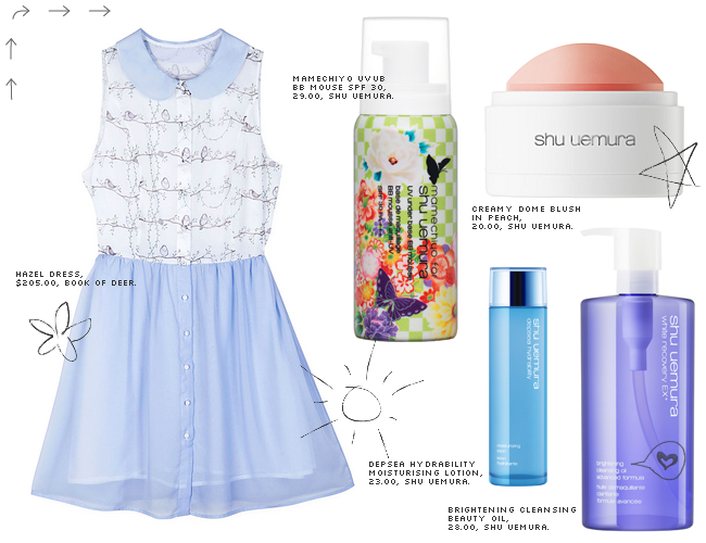daisybutter - UK Fashion Blog: beauty wishlist, shu uemura