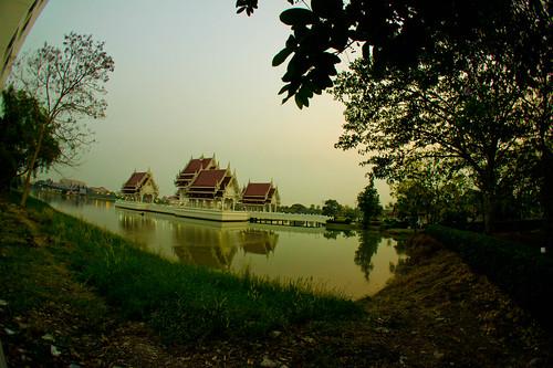 Srinakharinwirot University, Ongkarak