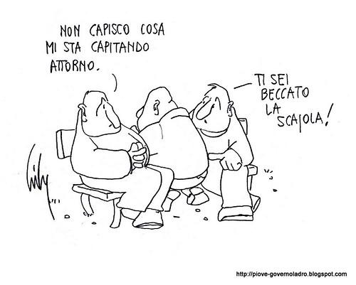 Epidemia Parlamentare by Livio Bonino