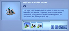 Right On! Cordless Phone