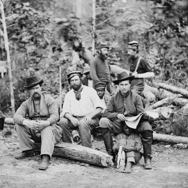 The emancipation edict of 1861