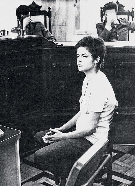 Dilma Rousseff e os criminosos