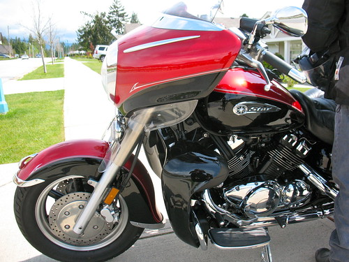Yamaha Venture Royale, motorcycle
