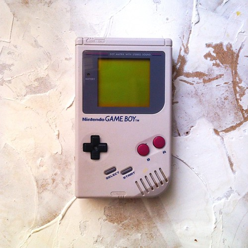 Nintendo Game Boy DMG-01