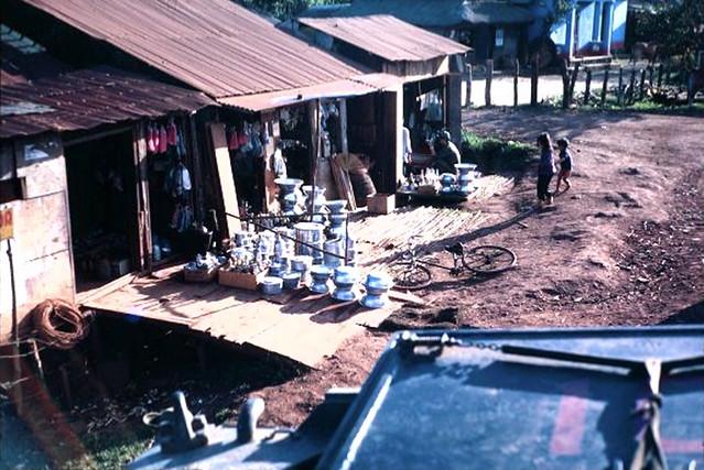 Pleiku village