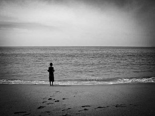 Viendo al horizonte by Jessica Zamora Perez