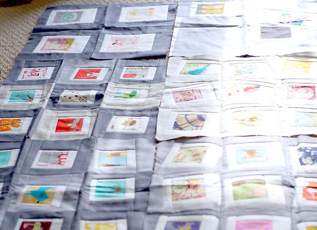 Polaroids received