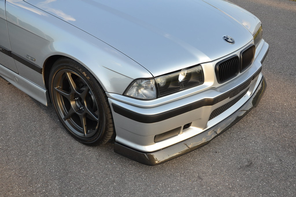 Shows Us You E36 Front Lip
