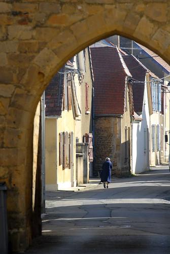 La Tour carrée ou porte de ville de Lembeye