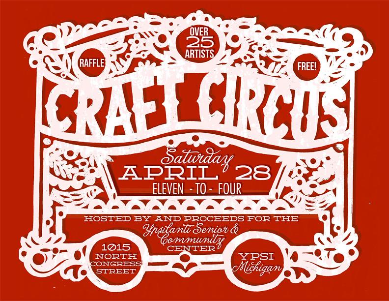 Craft Circus Spring 2012
