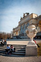 Schönbrunn Palace - Gloriette