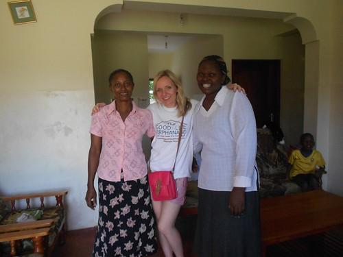 Rosemary, Lorraine & Phanis