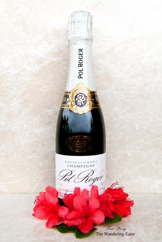Pol Roger White Label Champagne
