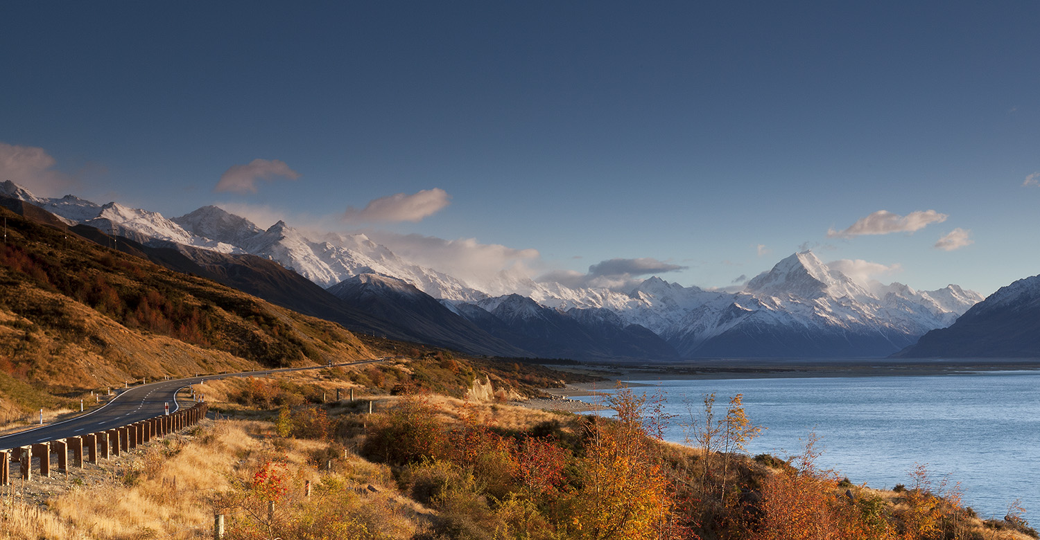 Mount Cook Road Trip