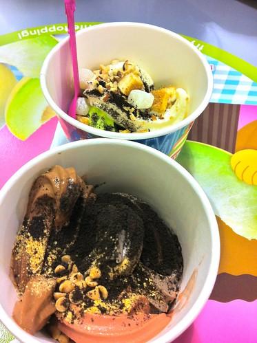 Menchie's Frozen Yogurt | Cambie Street, Vancouver