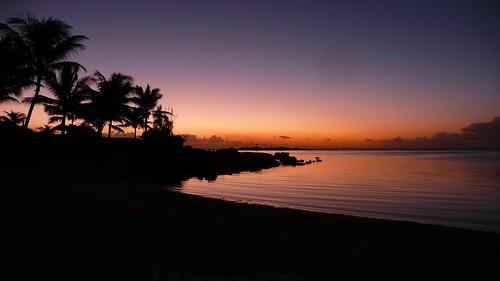 sunset nature quiet calm mauritius longing landsacpe iphotoconverted