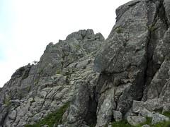 Punta di Quercitella par le Nord