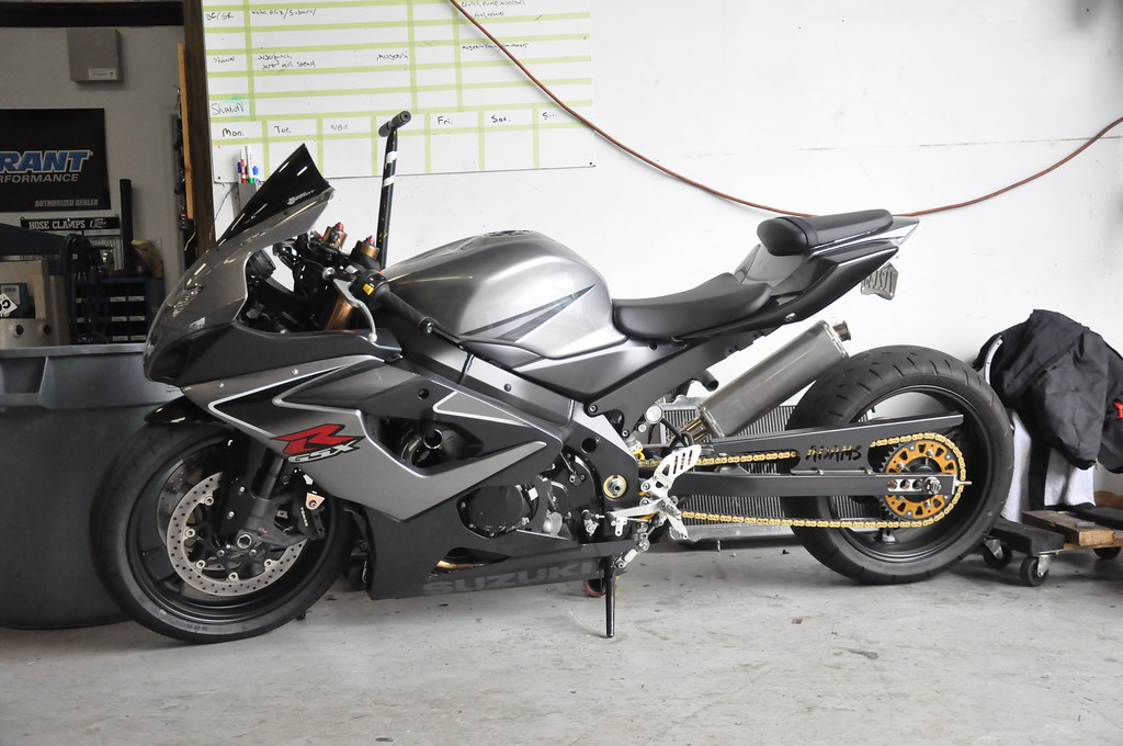 06 Gsxr 1000 Stretched Lowered Ect