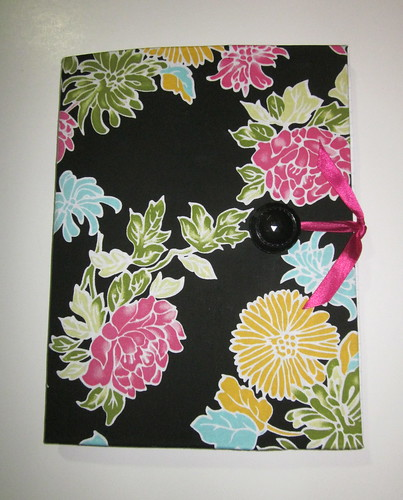 Embellished Notebook